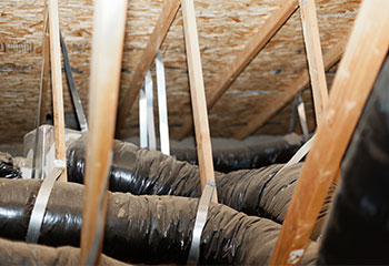 Attic Air Sealing | Attic Cleaning Los Angeles, CA